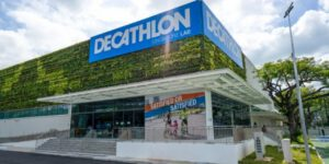 Decathlon store front