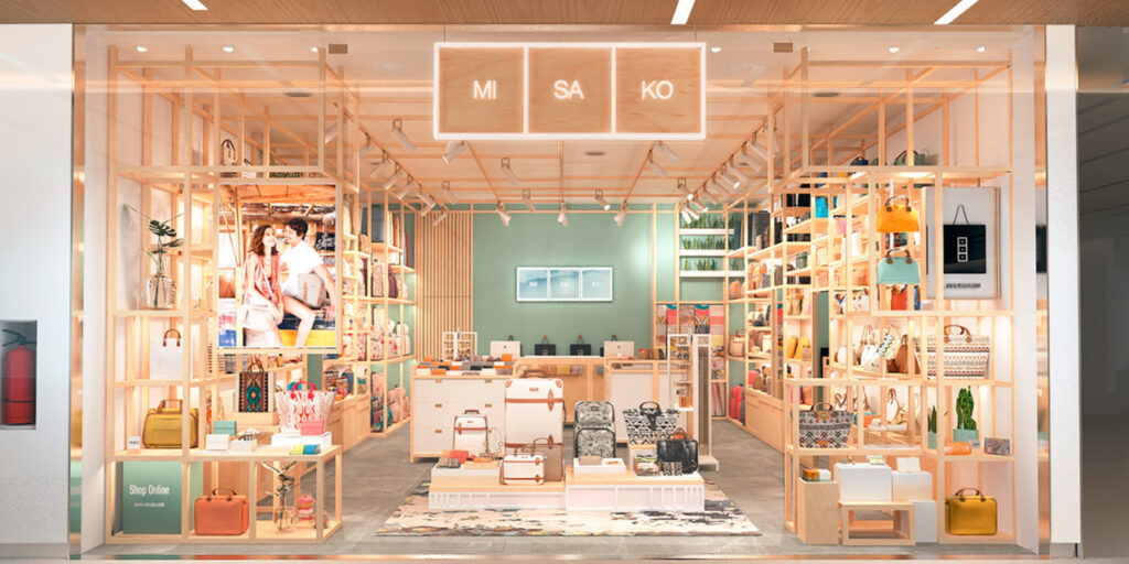 Misako store front