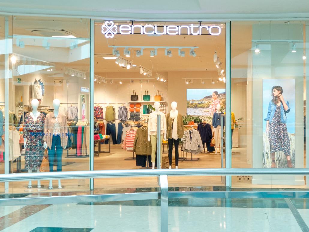 Encuentro Moda store