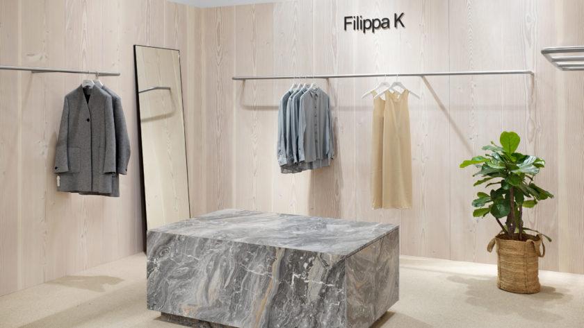 Filippa K RFID