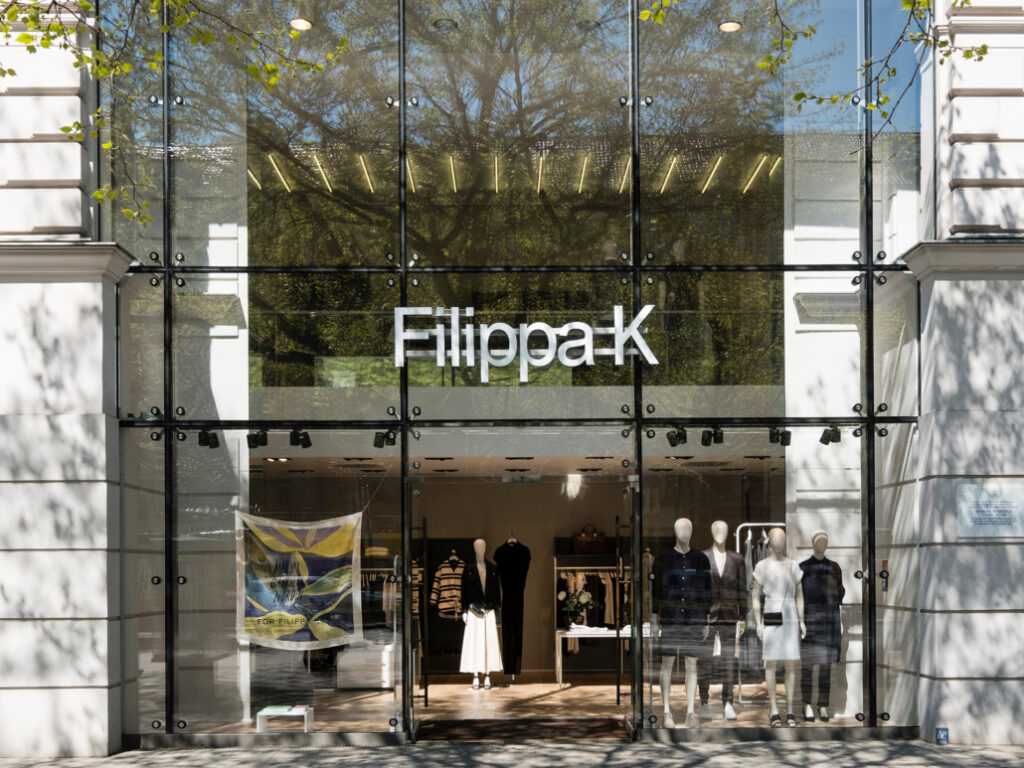 filippa K store front