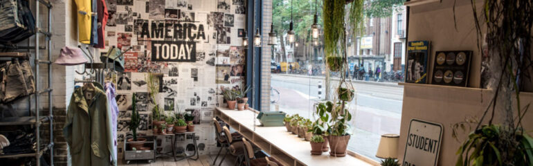 America Today store