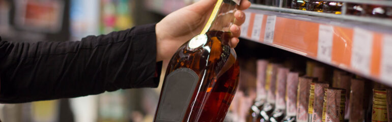 How to protect liquor from theft