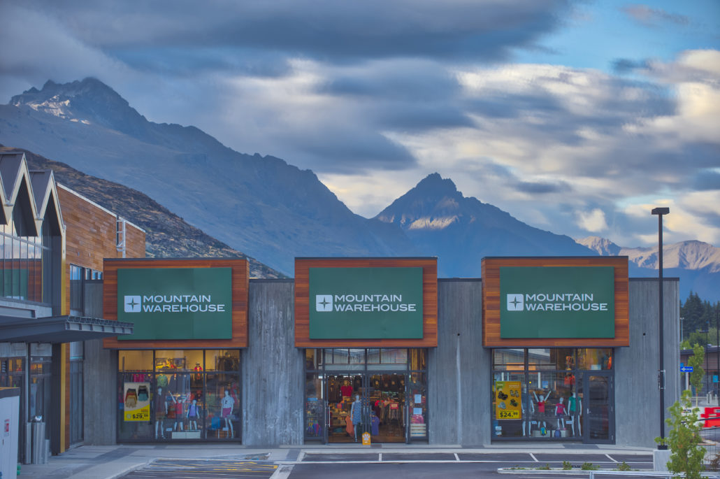 Mountain Warehouse store