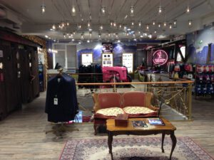 Moods of Norway store inside