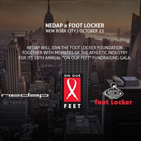 Nedap and footlocker