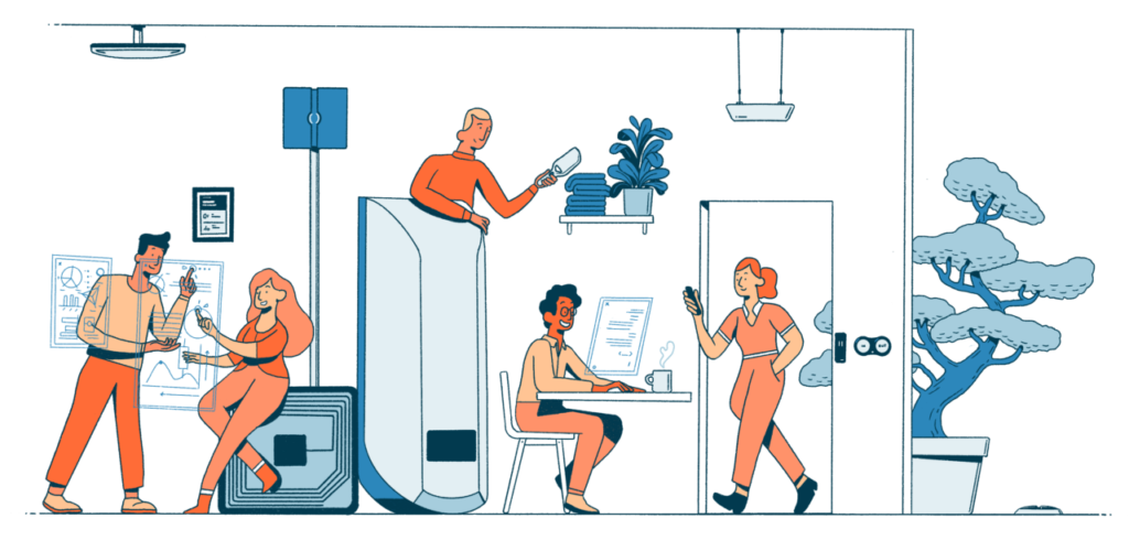 RFID illustration