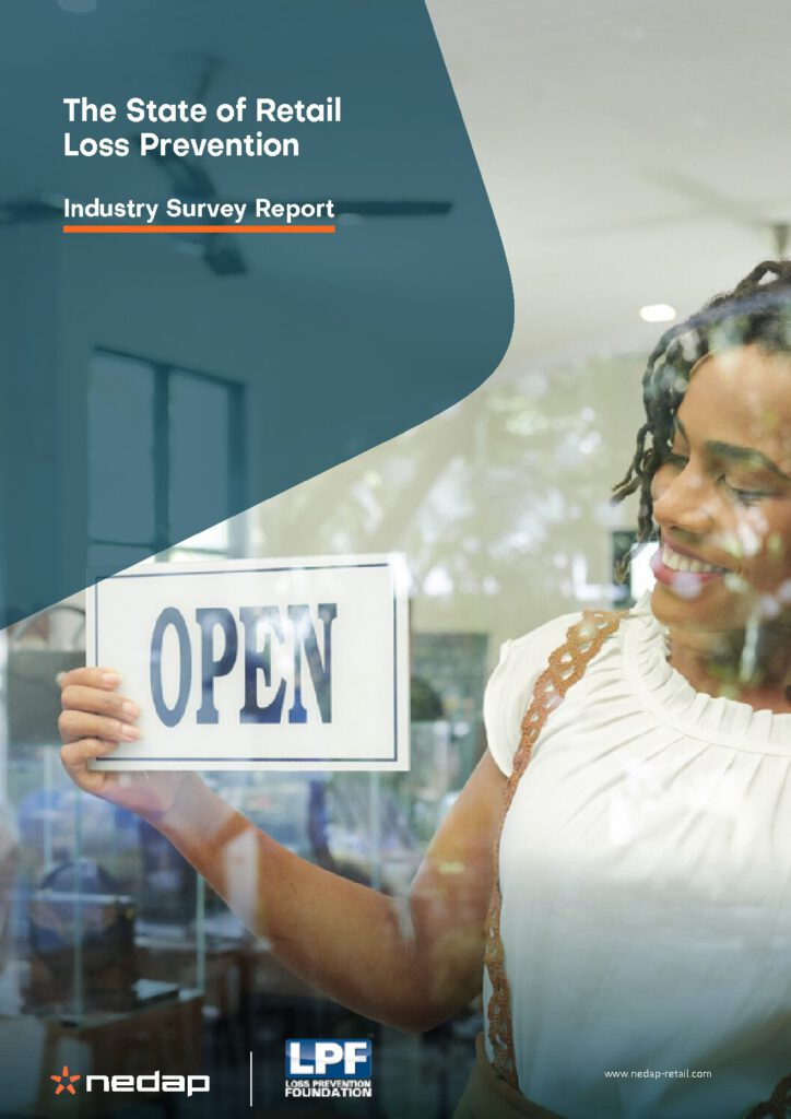 Industry report front page
