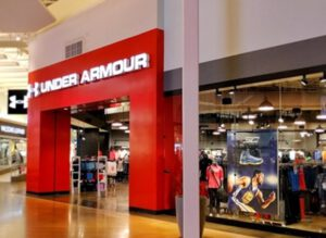 Under Armour store Dallas